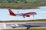 まいけるさんが、コルフ・イオアニス・カポディストリアス空港で撮影したイージージェット A320-214の航空フォト(写真)