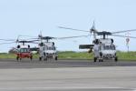 はっくさんが、館山航空基地で撮影した海上自衛隊 SH-60Jの航空フォト(写真)
