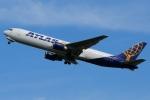 (`・ω・´)さんが、横田基地で撮影したアトラス航空 767-38E/ERの航空フォト(写真)