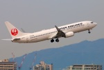 Tomo_ritoguriさんが、伊丹空港で撮影した日本航空 737-846の航空フォト(写真)