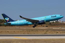 つみネコ♯2さんが、リスボン・ウンベルト・デルガード空港で撮影したアズール・ブラジル航空 A330-243の航空フォト(写真)