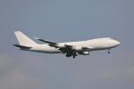 じゃりんこさんが、成田国際空港で撮影したウィルミントン・トラスト・カンパニー 747-4KZF/SCDの航空フォト(写真)