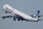 tyusonさんが、成田国際空港で撮影した日本貨物航空 747-8KZF/SCDの航空フォト(写真)