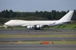 tyusonさんが、成田国際空港で撮影したアトラス航空 747-47UF/SCDの航空フォト(写真)
