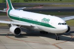 tyusonさんが、成田国際空港で撮影したアリタリア航空 A330-202の航空フォト(写真)