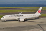 md11jbirdさんが、中部国際空港で撮影した日本航空 787-8 Dreamlinerの航空フォト(写真)