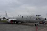 りゅうさんさんが、横田基地で撮影したアメリカ海軍 P-8A (737-8FV)の航空フォト(写真)