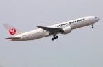 Tomo_ritoguriさんが、伊丹空港で撮影した日本航空 777-289の航空フォト(写真)