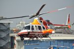 Mizuki24さんが、東京ヘリポートで撮影した朝日航洋 430の航空フォト(写真)