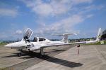 Mizuki24さんが、宇都宮飛行場で撮影したアルファーアビエィション DA42 TwinStarの航空フォト(写真)