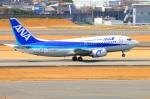 Tomo_ritoguriさんが、伊丹空港で撮影したANAウイングス 737-54Kの航空フォト(写真)