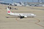 md11jbirdさんが、中部国際空港で撮影した日本航空 737-846の航空フォト(写真)