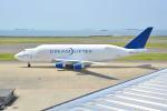md11jbirdさんが、中部国際空港で撮影したボーイング 747-409(LCF) Dreamlifterの航空フォト(写真)