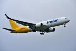 mojioさんが、成田国際空港で撮影したポーラーエアカーゴ 767-3JHF(ER)の航空フォト(飛行機 写真・画像)