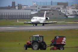 khideさんが、伊丹空港で撮影したジェイ・エア CL-600-2B19 Regional Jet CRJ-200ERの航空フォト(写真)