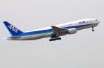 Tomo_ritoguriさんが、伊丹空港で撮影した全日空 777-281の航空フォト(写真)