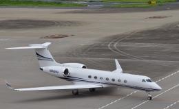 Take51さんが、羽田空港で撮影したガルフストリーム・エアロスペース G500/G550 (G-V)の航空フォト(写真)