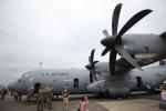 蒲田賢二さんが、横田基地で撮影したアメリカ空軍 C-130J-30 Herculesの航空フォト(写真)
