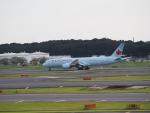 ガスパールさんが、成田国際空港で撮影したエア・カナダ 787-9の航空フォト(写真)