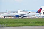JA84ANさんが、成田国際空港で撮影したデルタ航空 A350-941XWBの航空フォト(写真)