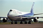 ハミングバードさんが、小松空港で撮影した全日空 747SR-81の航空フォト(写真)