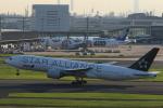 Ryo-JA8088さんが、羽田空港で撮影した全日空 777-281の航空フォト(写真)
