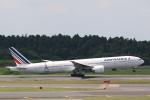 Ryo-JA8088さんが、成田国際空港で撮影したエールフランス航空 777-328/ERの航空フォト(写真)