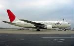 ハミングバードさんが、名古屋飛行場で撮影した日本航空 767-246の航空フォト(写真)
