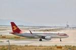 momotaroさんが、関西国際空港で撮影した天津航空 A320-214の航空フォト(写真)