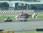 kamonhasiさんが、台北松山空港で撮影した徳安航空 BK117B-2の航空フォト(写真)