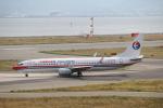 momotaroさんが、関西国際空港で撮影した中国東方航空 737-89Pの航空フォト(写真)