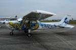 (`・ω・´)さんが、横田基地で撮影したヨコタ・アエロ・クラブ 172M Skyhawkの航空フォト(写真)
