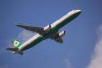 けいとパパさんが、成田国際空港で撮影したエバー航空 A321-211の航空フォト(写真)