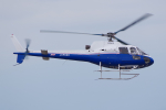 PASSENGERさんが、福島空港で撮影した東邦航空 AS350B Ecureuilの航空フォト(写真)