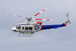 PASSENGERさんが、福島空港で撮影した福島県消防防災航空隊 412EPの航空フォト(写真)