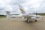 PASSENGERさんが、福島空港で撮影したアルファーアビエィション DA42 TwinStarの航空フォト(写真)
