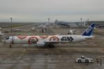 canon_leopardさんが、中部国際空港で撮影した全日空 777-381/ERの航空フォト(写真)