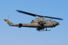 PASSENGERさんが、木更津飛行場で撮影した陸上自衛隊 AH-1Sの航空フォト(写真)