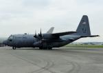 じーく。さんが、横田基地で撮影したアメリカ空軍 C-130H Herculesの航空フォト(写真)