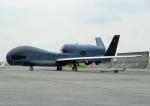 じーく。さんが、横田基地で撮影したアメリカ空軍 RQ-4 Global Hawkの航空フォト(飛行機 写真・画像)