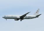 じーく。さんが、横田基地で撮影したアメリカ海軍 P-8A (737-8FV)の航空フォト(写真)