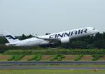 タミーさんが、成田国際空港で撮影したフィンエアー A350-941XWBの航空フォト(写真)