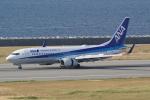 HEATHROWさんが、神戸空港で撮影した全日空 737-881の航空フォト(写真)