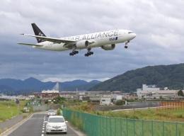 monjiro22001さんが、伊丹空港で撮影した全日空 777-281の航空フォト(写真)