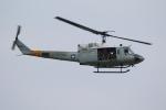 せぷてんばーさんが、横田基地で撮影したアメリカ空軍 UH-1N Twin Hueyの航空フォト(写真)