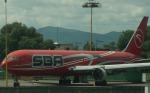 NORIZOUさんが、メキシコ・シティ国際空港で撮影したSBAの航空フォト(写真)