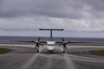 ss5さんが、北大東空港で撮影した琉球エアーコミューター DHC-8-103Q Dash 8の航空フォト(飛行機 写真・画像)