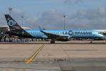 つみネコ♯2さんが、パリ シャルル・ド・ゴール国際空港で撮影したラ・カンパニー 757-256の航空フォト(写真)