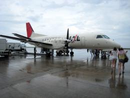 ss5さんが、奄美空港で撮影した日本エアコミューター 340Bの航空フォト(写真)