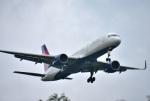 mojioさんが、成田国際空港で撮影したデルタ航空 757-26Dの航空フォト(飛行機 写真・画像)